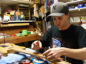 Guitar building course- telecaster 230